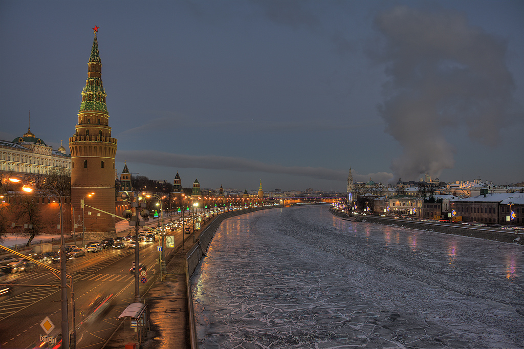 Now You Can Trade the Moscow Exchange