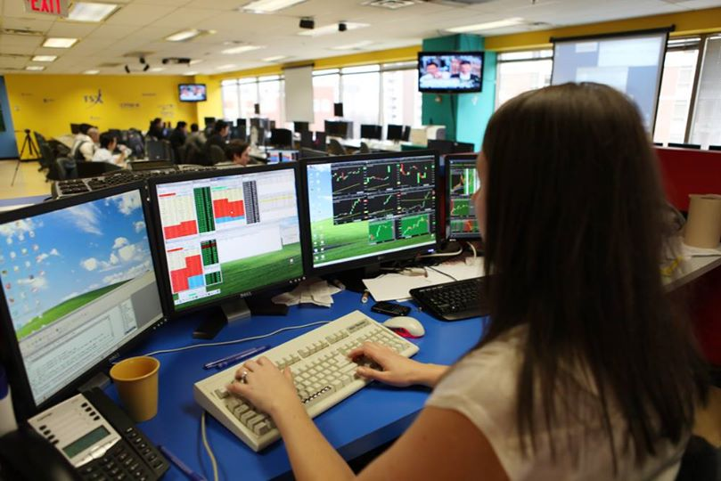 More than 100 Entrepreneurs Started a Trading Floor in 2013