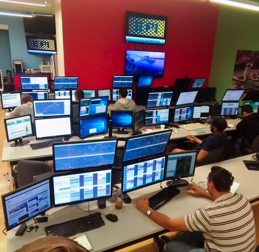 Day Trading Office