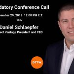 Mandatory Conference Call - November 2019